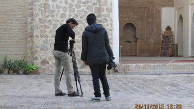 Photo of عکس: پشت صحنه نی ریز عبادتگاه کهن