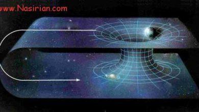 تصویر از کرمچاله