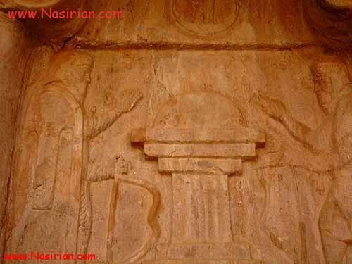 -Zoroastrianism_Tomb_Sulaymaniyah_province_15