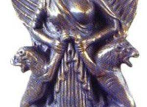 خدایان باستان (آناهیتا)