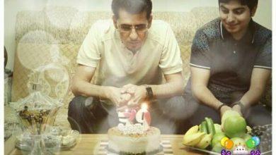 تصویر از جشن تولد داداش حمید