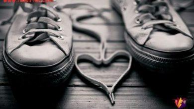 تصویر از کفش های بندیت را بیشتر ×دوست دارم× که ماندنت را دقایقی بیشتر میکنند…!!!