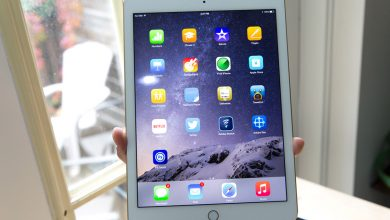 تصویر از Apple iPad review