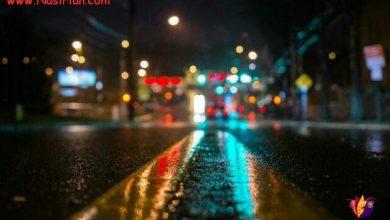 تصویر از ای که از اول جاده به سکوت شدی گرفتار  منو از خاطره کم کن خدانگهدار