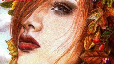 تصویر از می ترسم کسی نه خودت را  که دوست داشتنت را از من بگیرد !