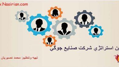 Photo of پاور پوینت تدوین استراتژی شرکت صنایع جوگی