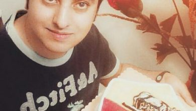 تصویر از کیک تولد ۲۶ سالگیم