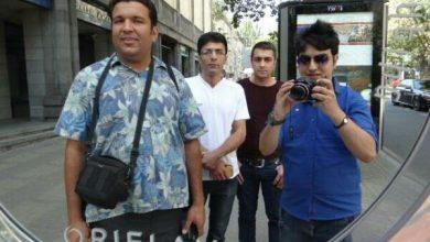 تصویر از خیابان های ایروان جلوی آینه 🔮