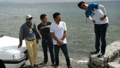کنار دریاچه سوان