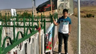 Photo of مزار شهدای سوم شهریور ۱۳۲۰
