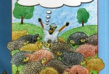 تصویر از دانلود کتاب لطفا گوسفند نباشید