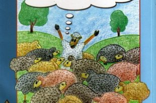 کتاب لطفا گوسفند