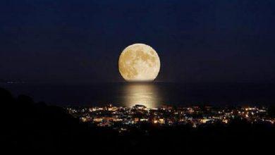 امشب ماه به نزدیک ترین فاصله خود با زمین میرسد