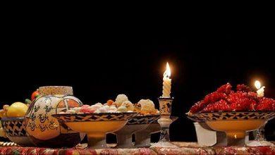 Photo of شب یلدا که شد