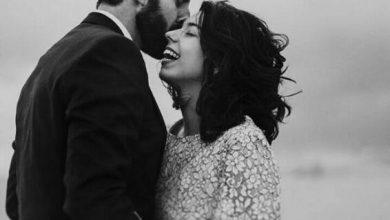 تصویر از بوسیدمش