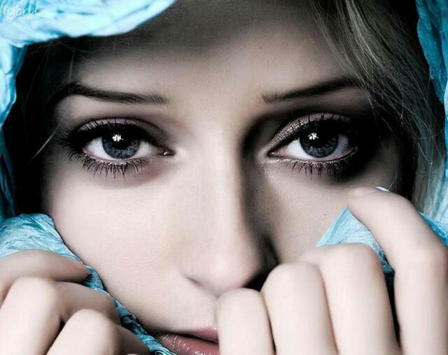 چشمات