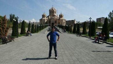 Photo of ورودی کلیسای گریگورلوساوریچ مقدس ⛪