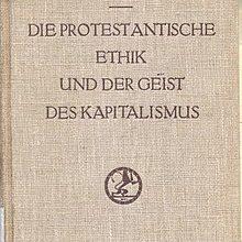 Photo of کتاب اخلاق پروتستانی و روح سرمایهداری