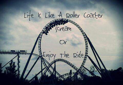 زندگی مثل یک ترن هواییه