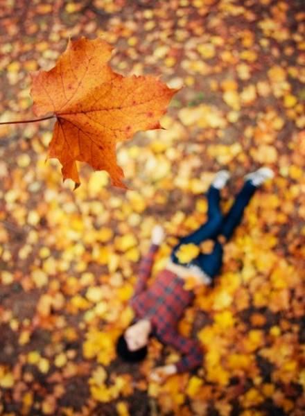 عکس پاییزی 2 - پاییز که میشود