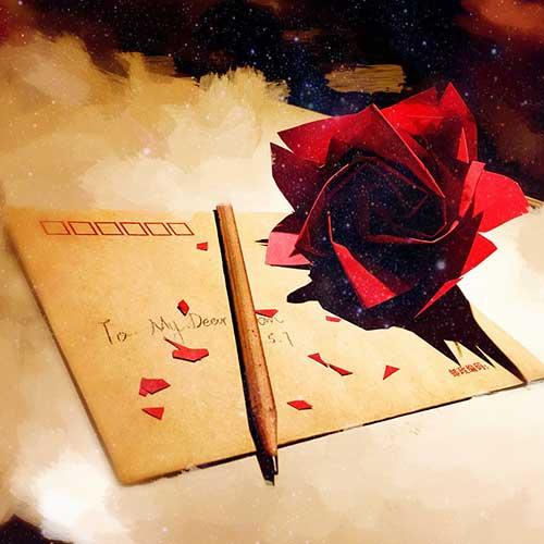 lovely letter1 - عزیزم